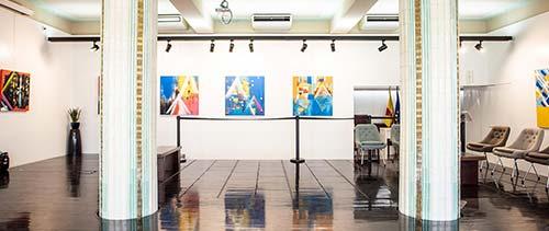 Espaço gratuito na Casa da Mutualidade para exposições