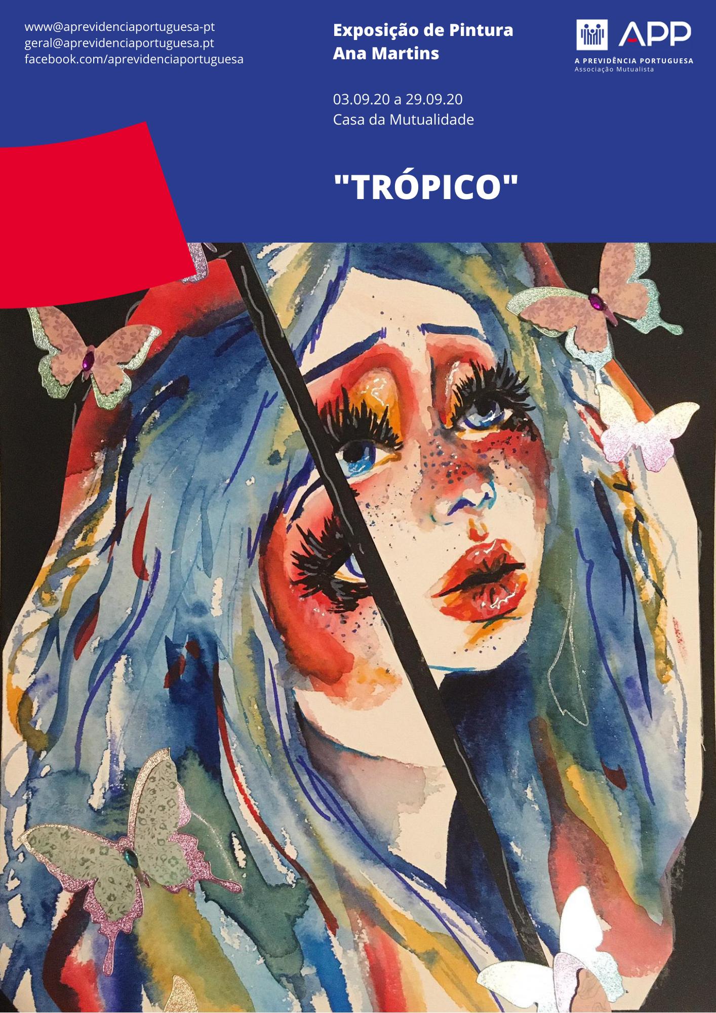Trópico - Ana Martins