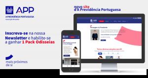 A Previdência Portuguesa lança novo site
