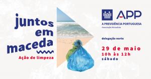 Juntos em Maceda – Ação de Limpeza – 29.05