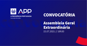 Convocatória –  Assembleia Geral Extraordinária -15 de julho de 2021