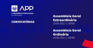 Convocatórias: Assembleia Geral Extraordinária e Assembleia Geral Ordinária – 18 de junho de 2021